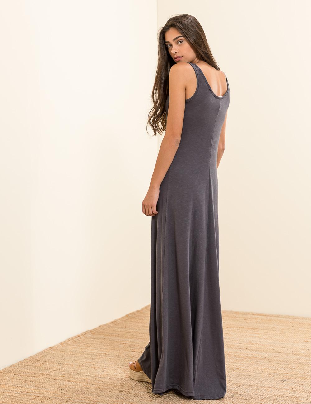 388fed4fb0a7 Sleeveless maxi dress