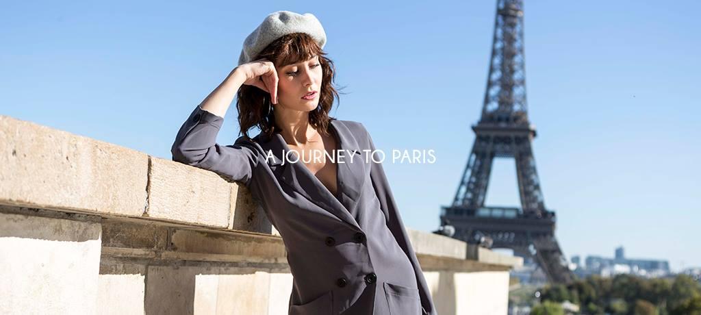 A journey to Paris
