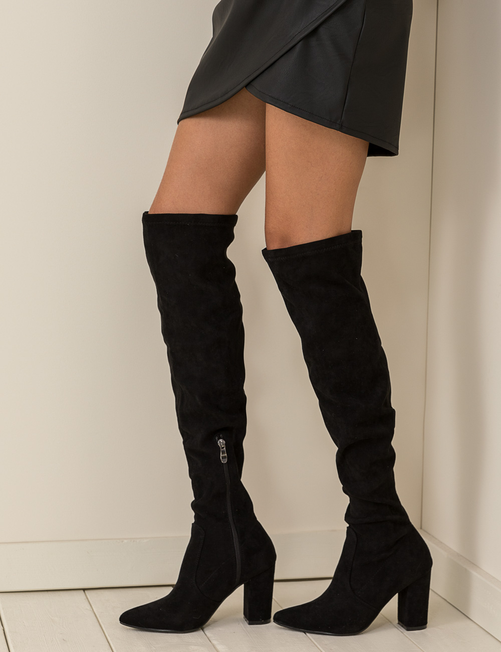 Boots over the knee  23cbfd9965f