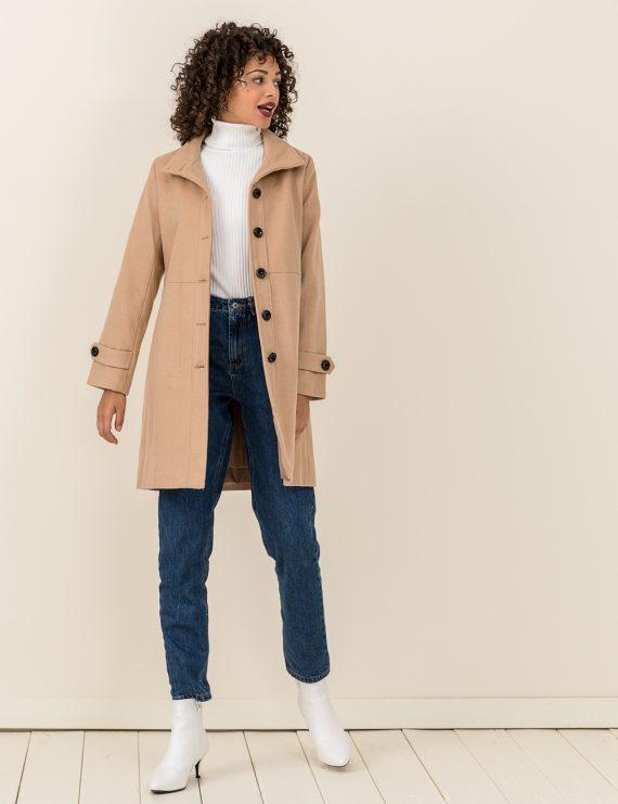 Παλτό ίσια