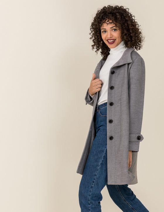 Παλτό ίσιο