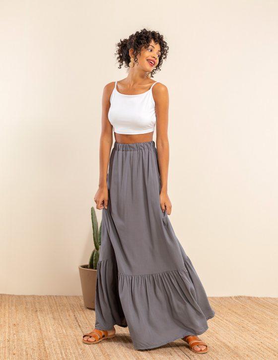 Maxi φούστα