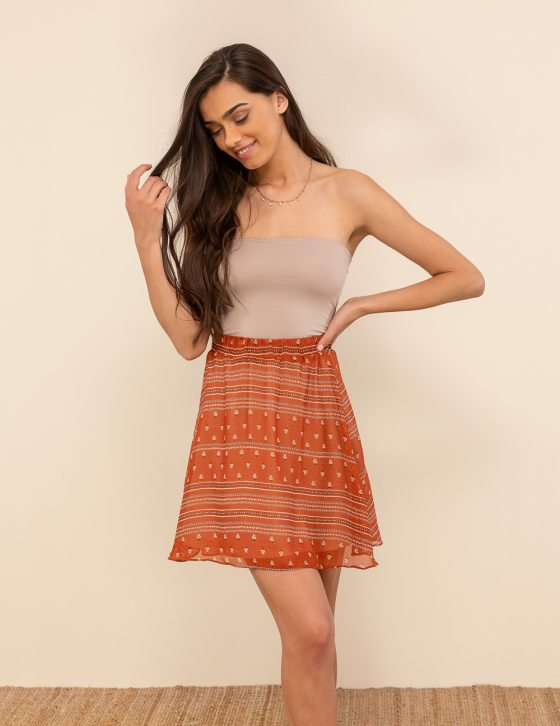 Κοντή φούστα