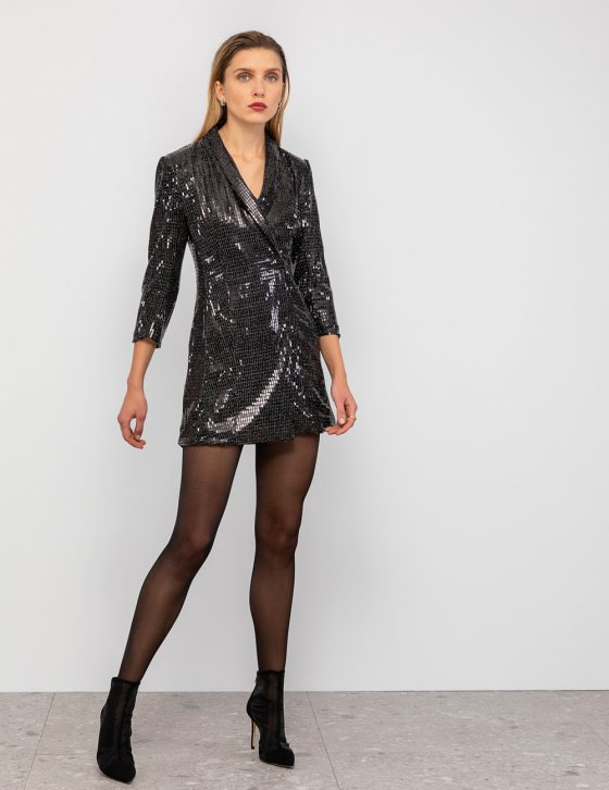 Μπλέιζερ φόρεμα