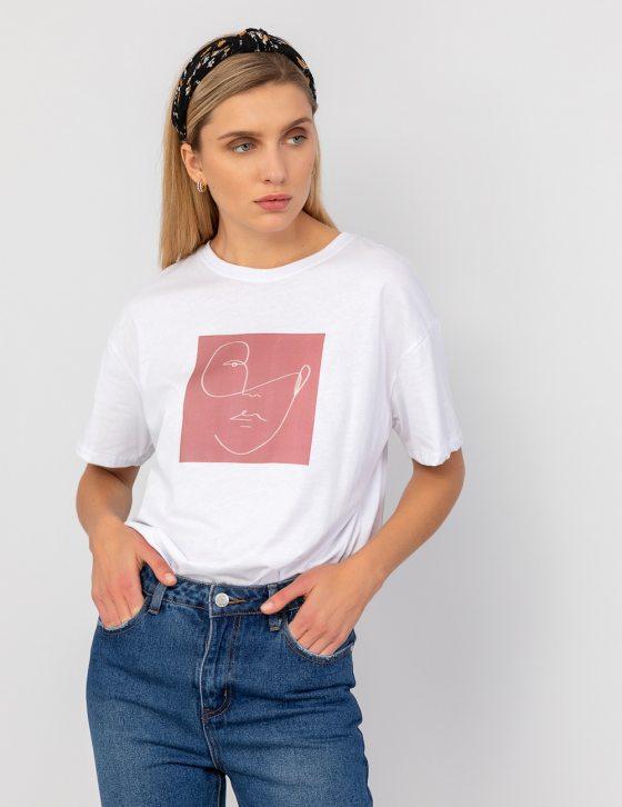 Μπλούζα στάμπα