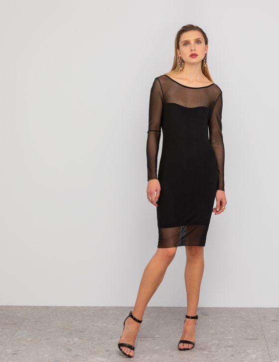 Φόρεμα διαφάνεια