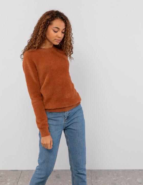 Μαλακό πουλόβερ