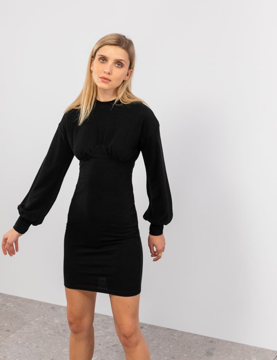 Φόρεμα ραφή στήθος