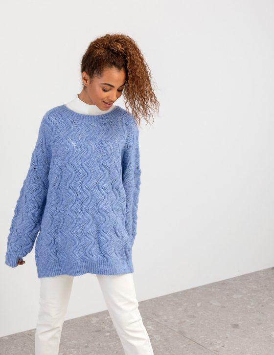 Oversized πουλόβερ