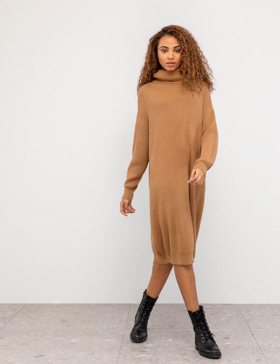 Πλεκτό φόρεμα