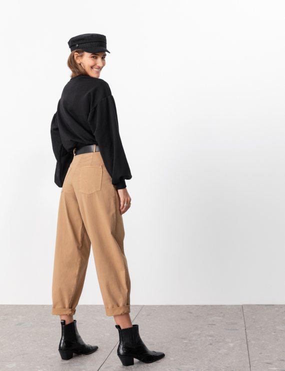 Baggy παντελόνι γύρισμα