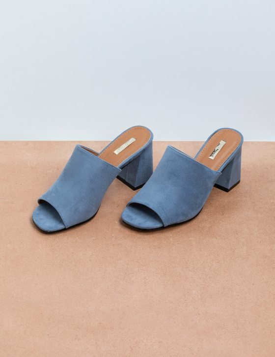 Μπλε mule