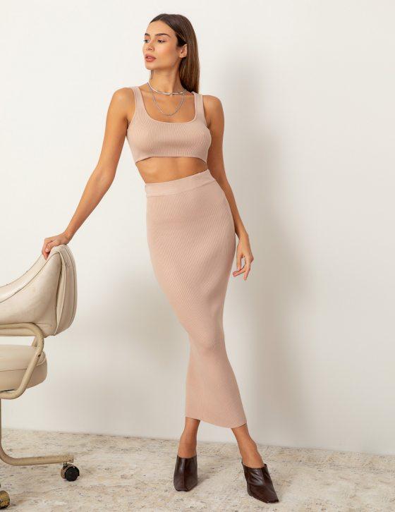 Εφαρμοστή φούστα