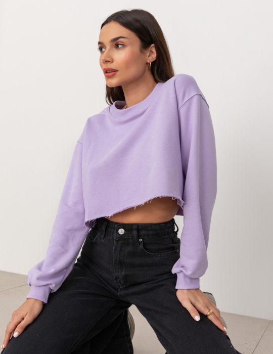 Crop μπλούζα