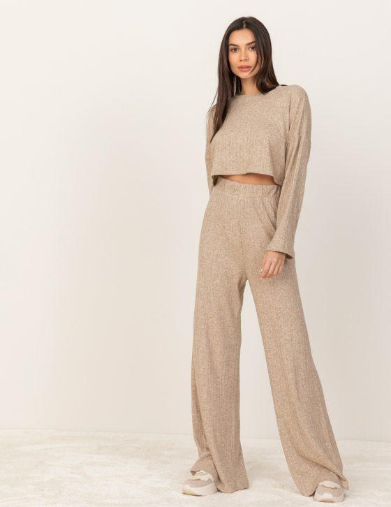Ριχτό παντελόνι
